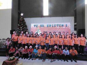 STT Diakonos Natal Bersama SD & TK Kristen 1 Purwokerto